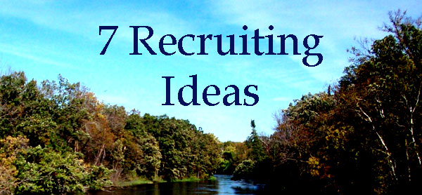 7 successful recruiting ideas for Avon Rep and network marketers