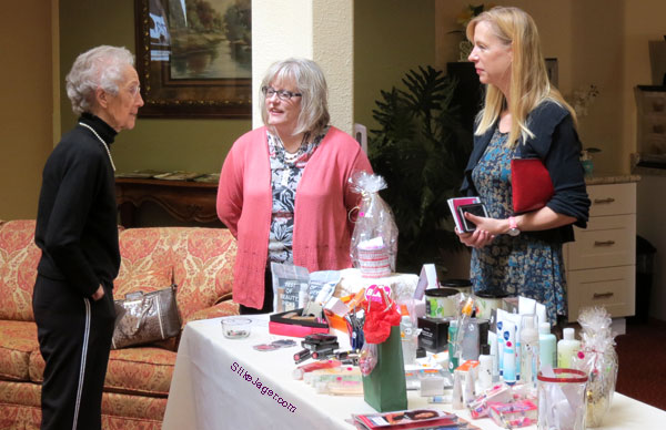 Tips for holding a successful Avon table event