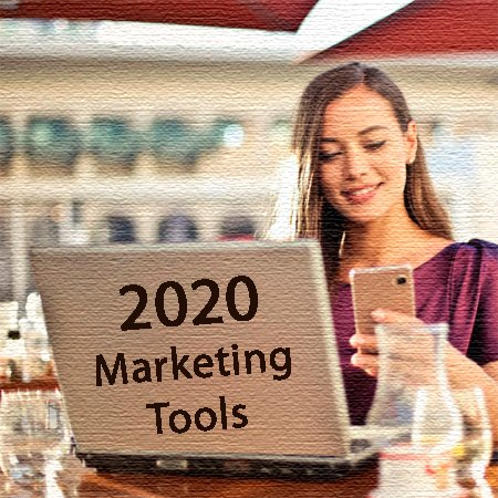 2020 Marketing Tools For Small Business Owners