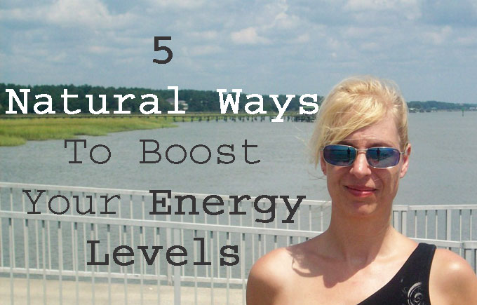 How to boost your energy levels
