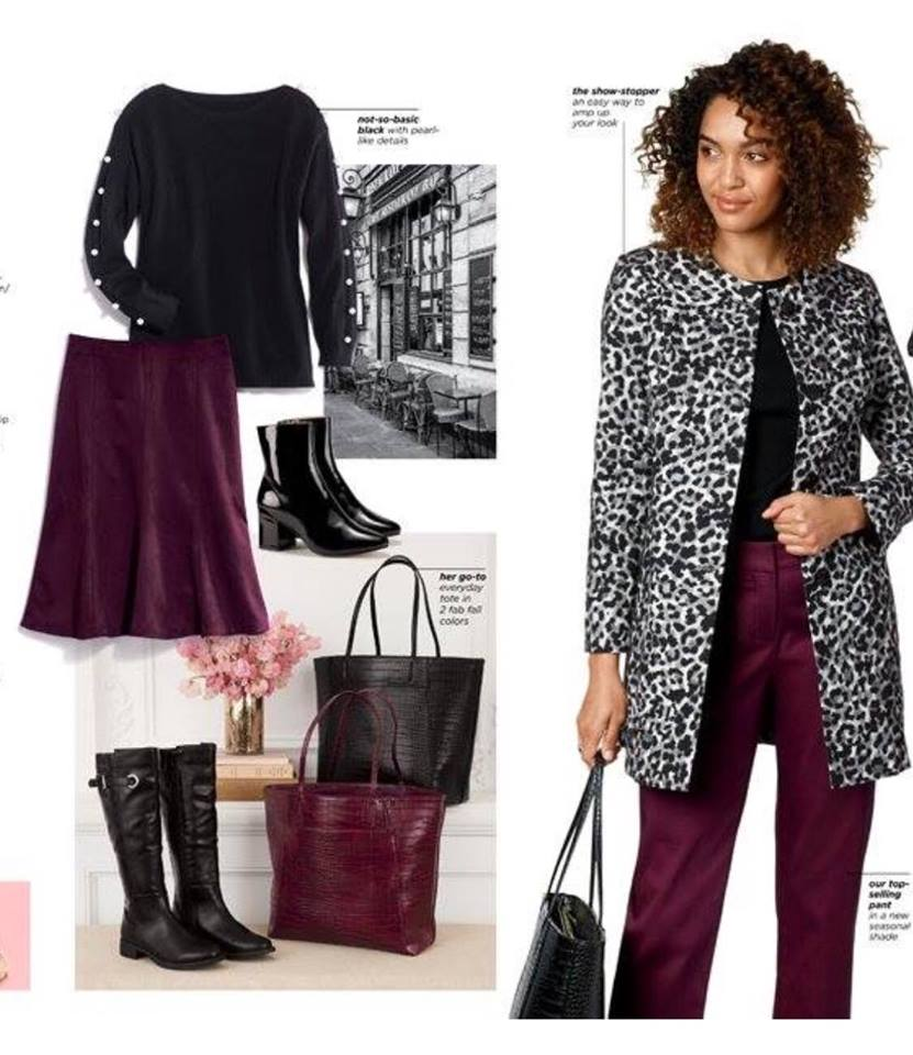 Fashion collection for Fall