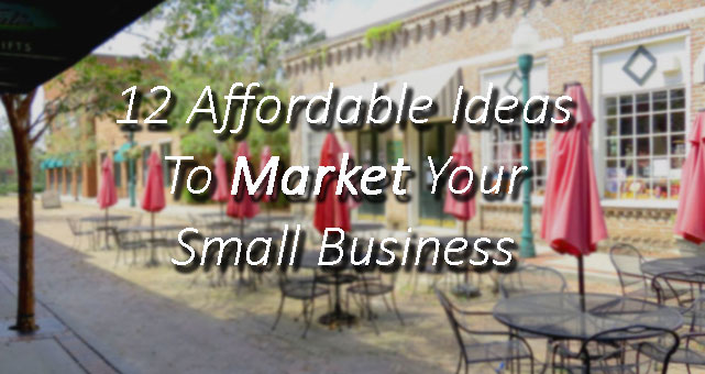 Ideas to market your Avon business