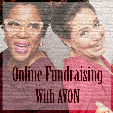 Online Fundraising with Avon