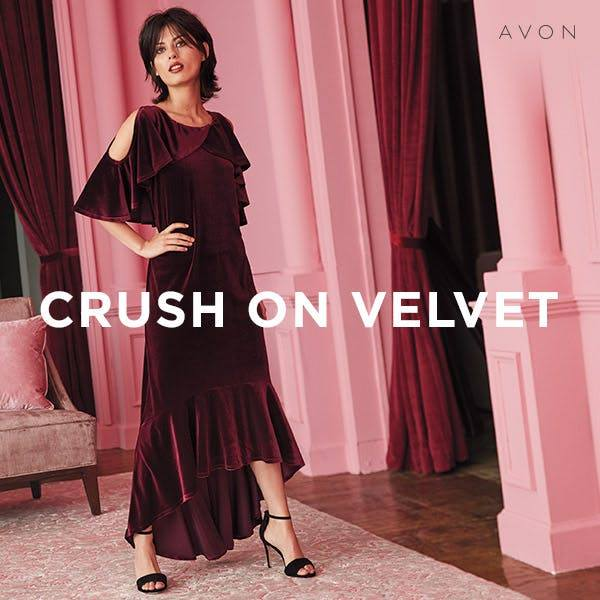 Crush On Velvet For The Holidays