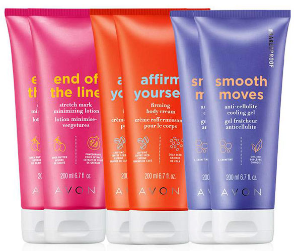 Body care products for a beautiful YOU!