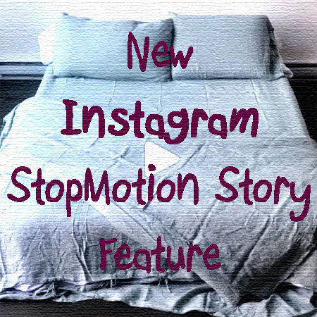 StopMotion feature for Instagram Stories