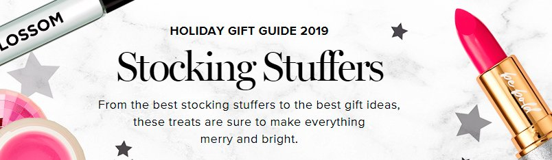 Best stocking stuffer ideas
