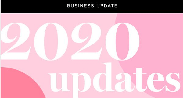2020 Avon Business Updates